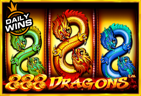 888 dragons - okeslot