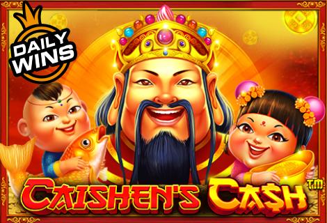 caishen's cash - okeslot